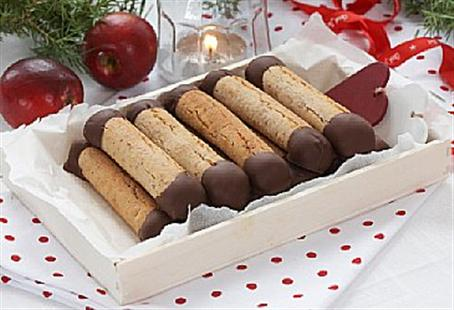 Seven Types of Cookies for Christmas: Day Five