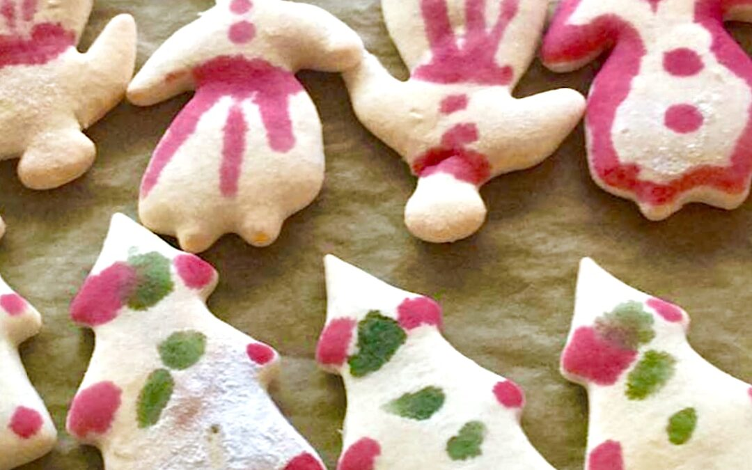 Seven Types of Cookies for Christmas: Day One