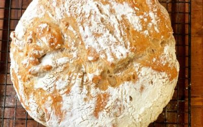 Easy No-Knead Bread Recipe