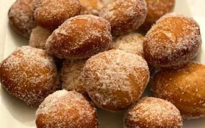 A Jelly Doughnut Called Berlinerbolle