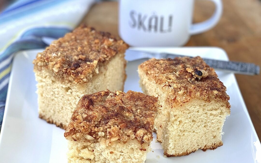 Tekake Norway's Coffee Cake